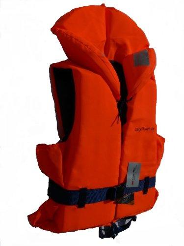 Rettungsweste für Körpergewicht 30-40 kg mit Beleuchtung