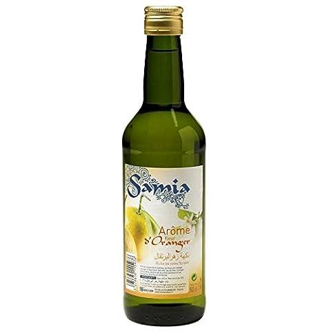 Samia arôme d'eau de fleur d'oranger 0,5 litre Prix Unitaire
