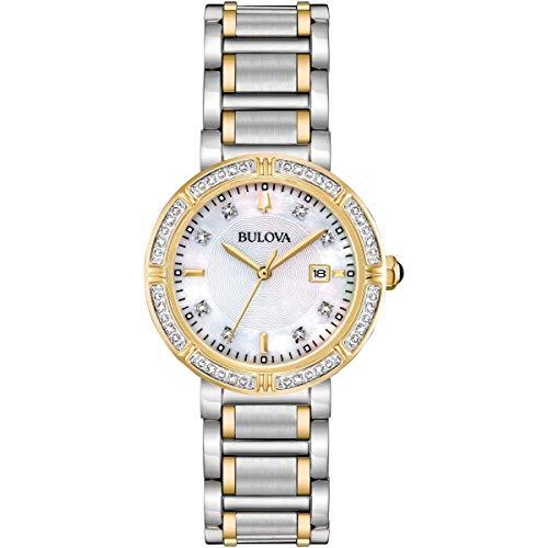 Bulova Reloj de Pulsera 98R260