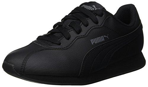 Puma Turin II, Chaussures de Fitness Mixte Adulte Noir (Puma Black-Puma Black 02) 42 EU
