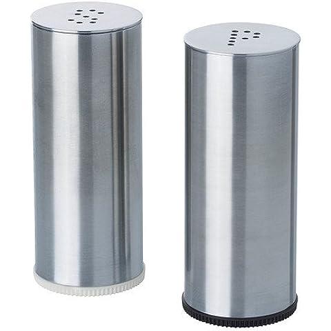 IKEA sale & pepe PLATS, 7 cm, in acciaio inox