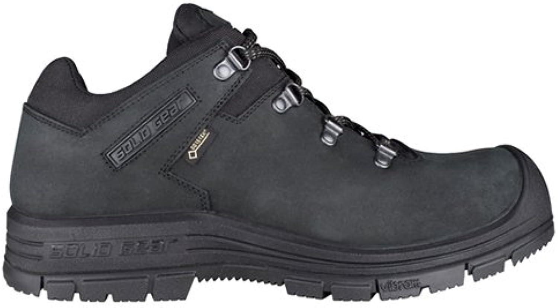 Solid Gear sg7500348 – Zapatos de seguridad 'Alpha' GTX talla 48 negro