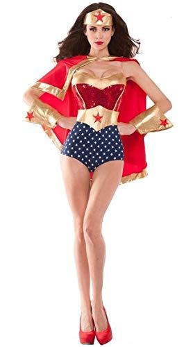 GJBXP Avengers Sexy Swimsuit Women Cosplay Costume Spiderman Captain America Super Heroes Monokini Wonder...