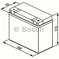 Bosch 0092M60220 Autobatterien 12 V 220 A 14 mAh