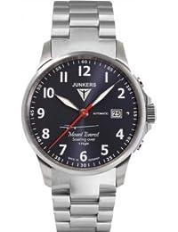 Junkers Herren-Armbanduhr Analog Automatik Edelstahl 6864M3