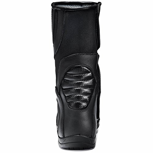 Agrius Bravo Motorcycle Boots 43 Black (UK 9) - 4