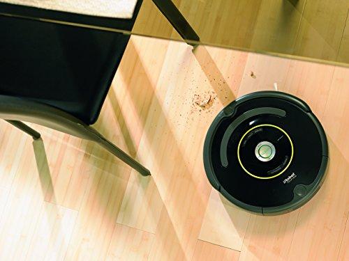 iRobot Roomba 650 Staubsaug-Roboter (Zeitplan einstellbar, 1 Virtuelle Wand) schwarz - 6