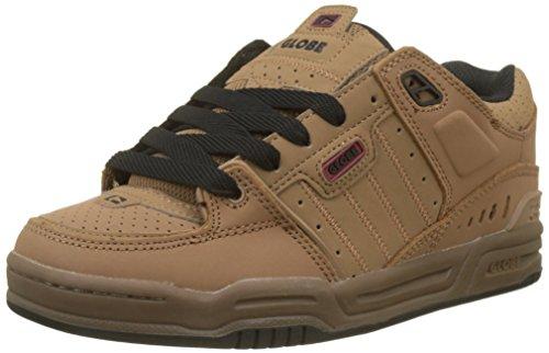 Globe Fusion, Chaussures de Skateboard Homme, Marron (Tobacco Brown/Gum 16288), 44 EU