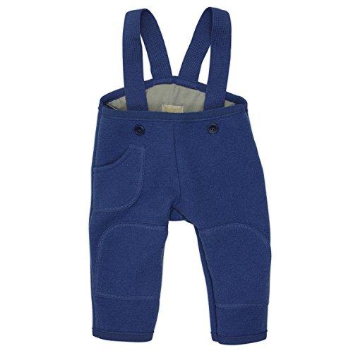 Disana 33302XX - Walk-Hose Wolle blau, Size / Größe:98/104 (2-3 Jahre) (Blau Wolle Hosen)