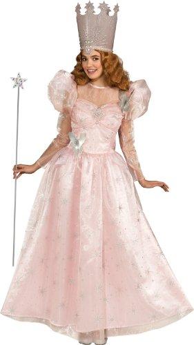 Kostüm Glinda die gute Hexe Zauberer von ()
