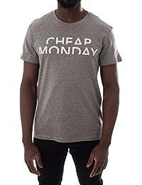 CHEAP MONDAY Herren T-Shirts Standard tee Spliced cheap