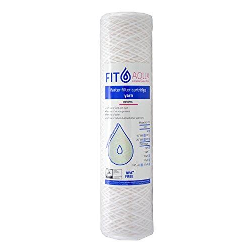 FIT Aqua AC hilo yrn 10-5cartuchos filtro agua