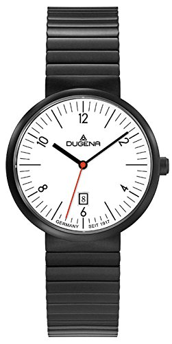 Dugena Women's Analogue Quartz Watch with Stainless Steel Strap 4460685