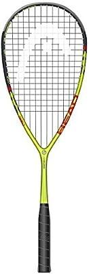 Head Graphene XT Cyano - Raqueta de squash, talla 7