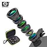 Best Apexel Iphone 6 Lenses - Apexel 6 in 1 Fish Eye 210° Star Review
