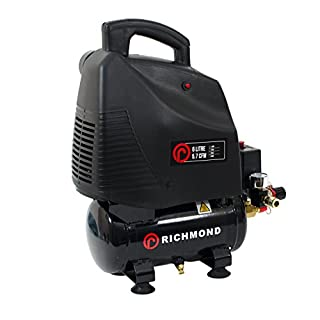 6L AIR COMPRESSOR 5.7 CFM, 1.5 HP, 1.1 KW, 230V, 115 PSI, 6 LITRE