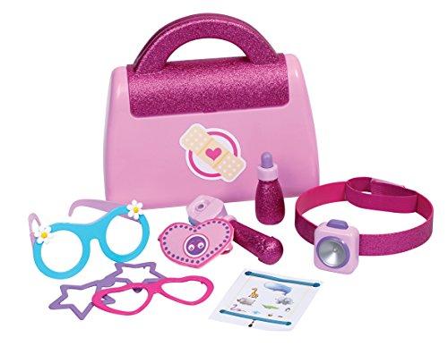 0061 - Doc Mcstuffins Augenarztkoffer mit Zubehör 9teilig ()