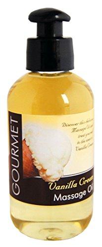 Gourmet Massageöl Vanille 150 ml
