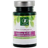 Vitamines A.C.E. + Sélénium - 60 comprimés - Beauté, antioxydant
