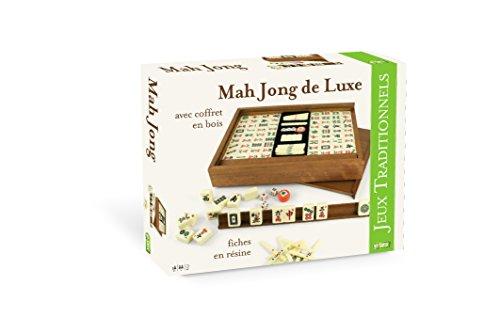 Smir - Mah Jong, 4 jugadores (37202) [Importado de Francia]