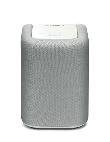 Yamaha MusicCast WX-010 - Altavoz Amplificado en Red, Inalámbrico, WiFi, Bluetooth, Color...