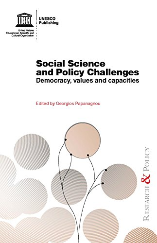 Social science and policy challenges: democracy, values and capacities (Research and policy series)