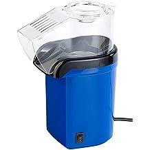 Rosenstein & Söhne Heißluft Popcorn Maker: Single-Popcorn-Maschine Home für Zuhause (Popcornmaschine für Zuhause)