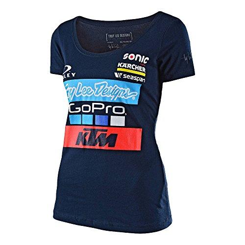 Troy Lee Designs Women's 2017 Team KTM Graphic T-Shirt