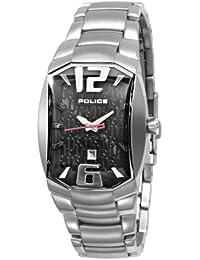 """Police """"Kerosine"""" P12179LS-02M - Reloj de mujer de cuarzo, correa de acero inoxidable color plata"""