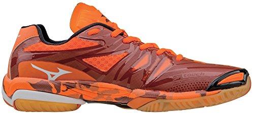 Mizuno Wave Mirage Chaussure Sport En Salle - AW15 Orange
