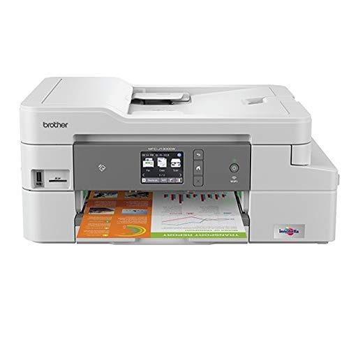 Brother MFCJ1300DW 4IN1 Jet d'encre MFCJ1300DWUN1 A4/Duplex/WLAN