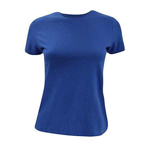 B&C - T-shirt à manches courtes - Femme Bleu royal