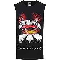 Metallica Master of Puppets Tanktop Black
