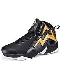 FHTD Herren Komfort Schuhe PU (Polyurethan) Herbst Winter Sneakers  Basketball Schuhe Rutschfeste Trainer 3ce74fc041
