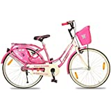 Avon Sherry 24T Cycle for Girls - Pink/ White