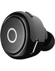 Mini Auricular Bluetooth, VicTsing Bluetooth Inálambrico y EDR, Manos Libres con Micrófono y Cancelación de Ruido MIC Incorporado Hasta 6 HORAS de Conversación Para Iphone, HUAWEI, XIAOMI, HTC etc