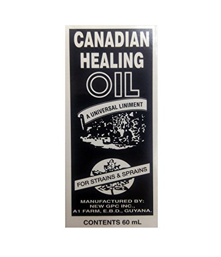 Canadian Healing Oil 60ml by New GPC Inc. -