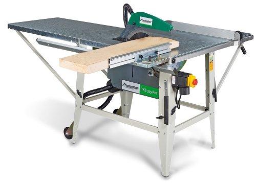 Holzstar TKS 315 Pro (230 V) - Tavolo di taglio