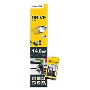 Schellenberg-60563-Garaje-Smart-Drive-14-Radio-de-Codi-Interruptor-antracita