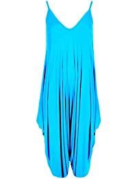 4bbecdd44b29 Amazon.co.uk  Turquoise - Jumpsuits   Playsuits   Women  Clothing