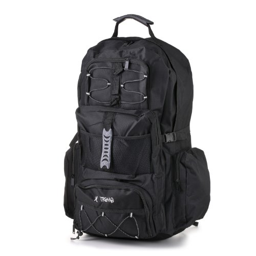 xtreme-lightweight-backpacking-hiking-travelling-rucksack-bag-59-cm-4610-liters-black-black