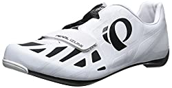 Pearl Izumi Mens Race RD IV Cycling Shoe White/Black 8 D(M) US