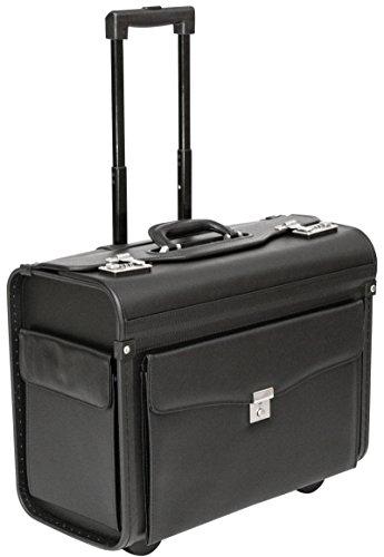 Tassia borsa pilota/viaggio porta computer - borsa pilota con rotelle
