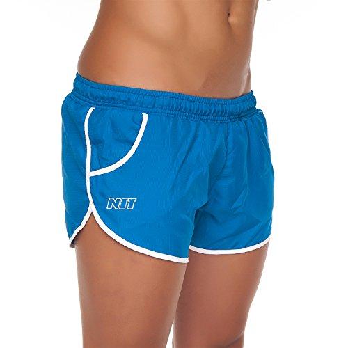 Shorts Badezimmer Blau - Blau