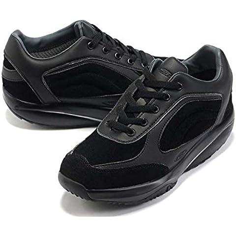 Maliza Black da donna traspirabile Walking Shoes Casual allenamento Running