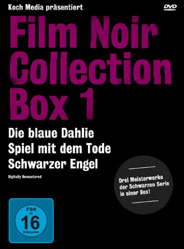 Film Noir Collection Box 1 [3 DVDs]