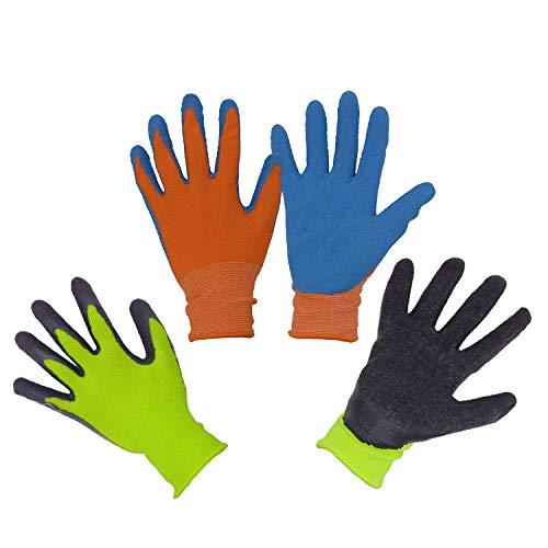 guanti giardinaggio bambini 2 paia di guanti da giardino per bambini dai 2 ai 3 anni