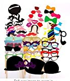 6-58pcs-colorful-props-on-a-stick-mustache-photo-booth-party-fun-wedding-favor-christmas-birthday-fa