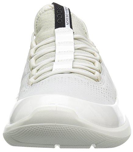 ECCO Soft 5, Scarpe da Ginnastica Basse Donna Bianco (50350white/white/shadow White-concrete)