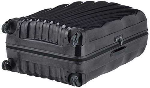 Samsonite Suitcase, 86 cm, 144 Liters, Black